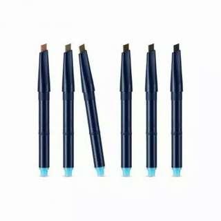 THE FACE SHOP DESIGNING EYEBROW PENCIL ORI REFILL 100% ORIGINAL BY THE FACE SHOP KOREA