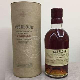 Aberlour Abunadh 60.1% (batch 49)