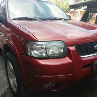 Ford escape 2005 matik xlt 1.8