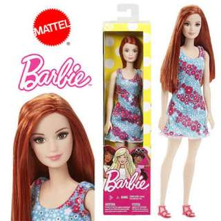 Basic Barbie Doll DVX91