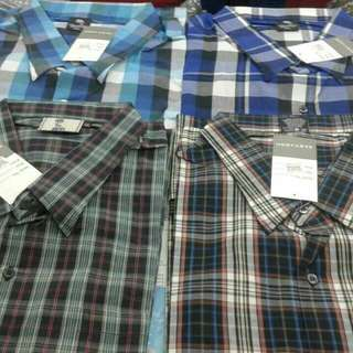 Kemeja formal big size 3xl-6xl
