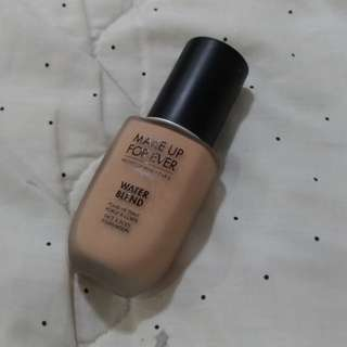 MUFE waterblend foundation #y325