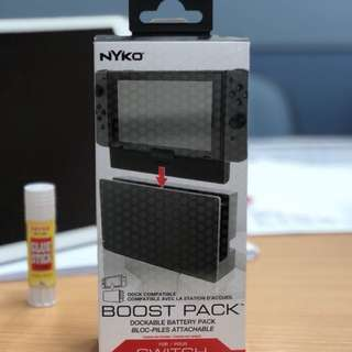 Nyko Boost Pack Nintendo Switch