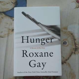 Hunger by Roxane Gay - 600 Born A Crime by Trevor Noah - 400