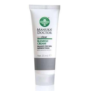 MANUKA DOCTOR apiclear blemish cream