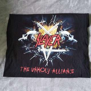 Slayer Unholy Alliance T-Shirt