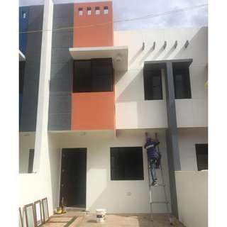 Paseo De Jesus aHomes Townhouse for sale in Antipolo near Tricon and Budgetlane