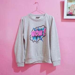 Go Girls sweater