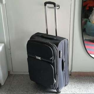 """Echolac 26"""" Spin 4 Wheels Luggage Bag"""