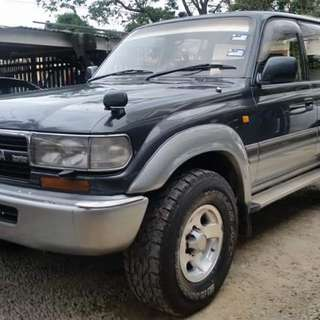 Toyata Land Cruiser Hdj81