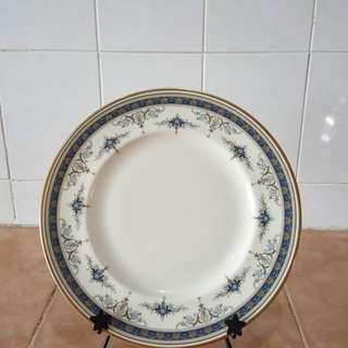 Vintage Minton England dinner plate