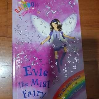 Evie the misty fairy