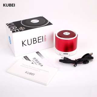 Brand New KUBEI  BT280B Speaker  Selling At $12.90