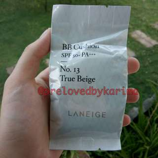 Refill Laneige BB Cushion Spf 50+ PA++