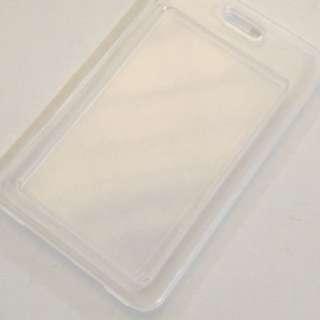Transparent Cardholder