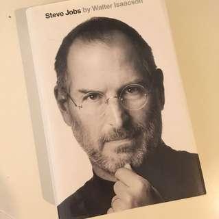 Steve Jobs Biography HardCover