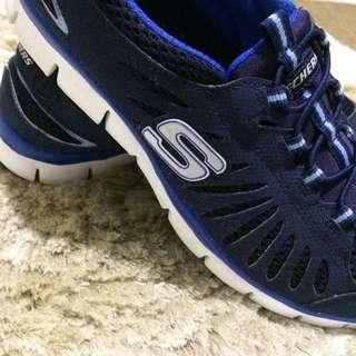 Skechers Blue Sport Shoes