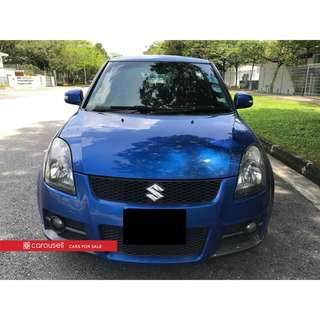 Suzuki Swift Sport 1.6M