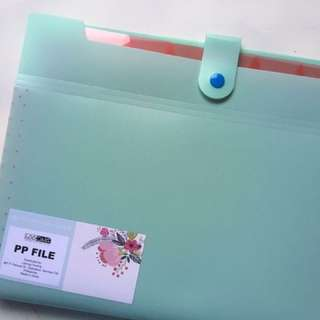 expandable envelope or folder
