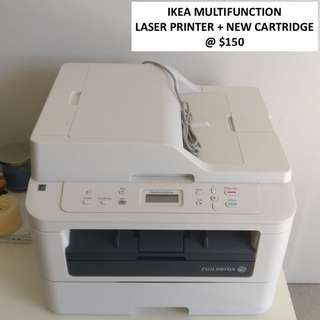 FURNITURE SALE!! BED + SOFA + PRINTER