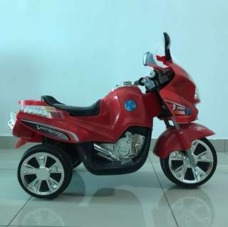 Motor bike for kid