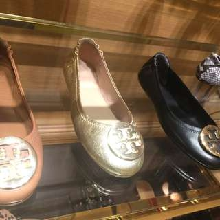 Tory Burch Authentic (Minnie Travel Ballet)