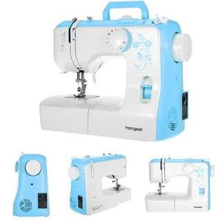 Homgeek Household Sewing Machine with Accessories