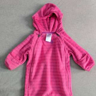 North Face Baby Winter Snowsuit/ Bunting