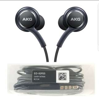 📲$10.90📣90%OFF⚡Authentic Samsung Earphones Tuned by AKG (S8 plus, Note8 sets) EO-IG955 earpiece