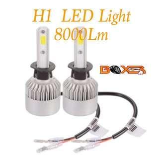 H1 LED 8000lm