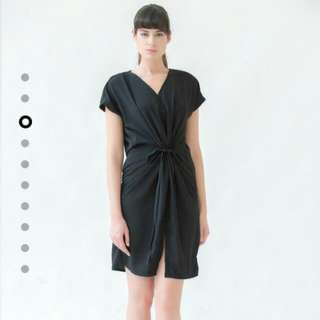 Olin's Wardrobe Black Dress