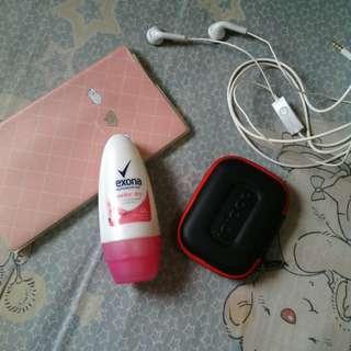 Gratis 👉Rexona deodorant