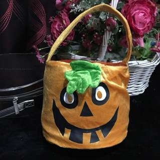 Hallowen candy Bag