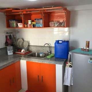 2 bedroom corner unit the xavierhills condominium