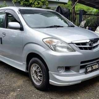 Toyota Avanza 1.3