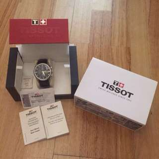 Tissot Couturier Automatic Chronograph Watch (T035.627.16.051.00)