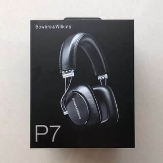 Bowers & Wilkins P7 Wired