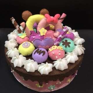 Handmade 手作 DIY 蛋糕 禮物