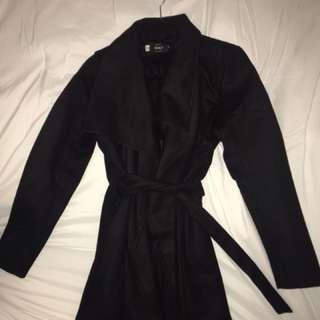 Black Elegant Jacket from M Boutique