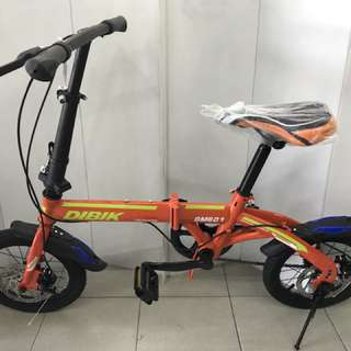 Teenager Folding bike