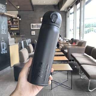 Starbucks Thermos Matte Black