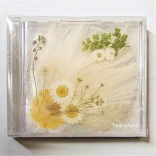 TAEYANG 3rd ALBUM ( WHITE NIGHT )