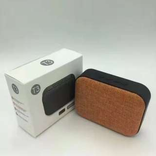 Brand New T3 wireless speaker selling at $12.90