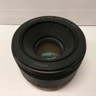 Canon 50mm f1. 8 STM