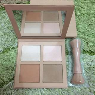 KKW Beauty Powder Contour & Highlight