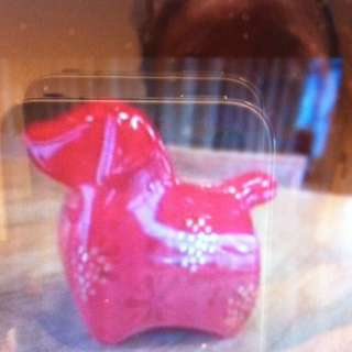Starbucks 2018 Year of The Dog Coin Bank