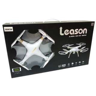 Leason LS-126 WIFI FPV Camera 2.4G 33cm RC Quadcopter UFO Drone