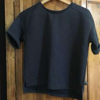 Nude Lucy navy t-shirt XS - S
