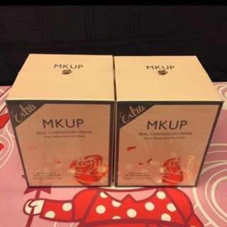 Sale!! MKUP Real Complexion Cream