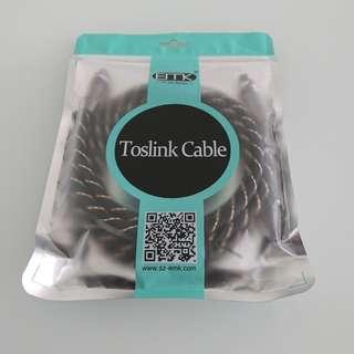 (包送貨)EMK光纖線Toslink Cable(Free delivery)